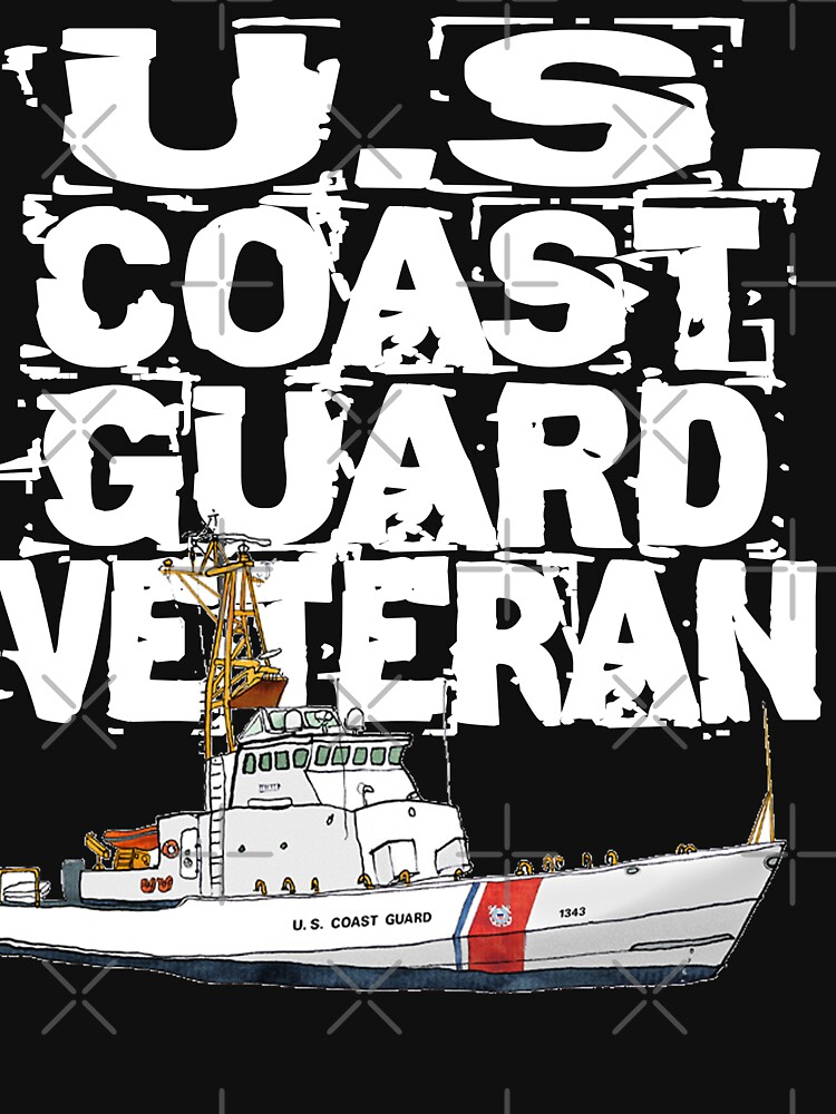 US Coast Guard Veteran Design by MbrancoDesigns by Mbranco