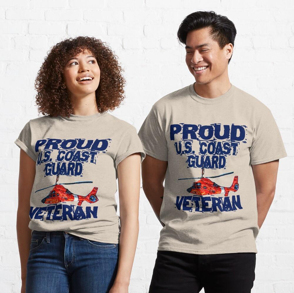 Proud CG Veteran Design by MbrancoDesigns Classic T-Shirt