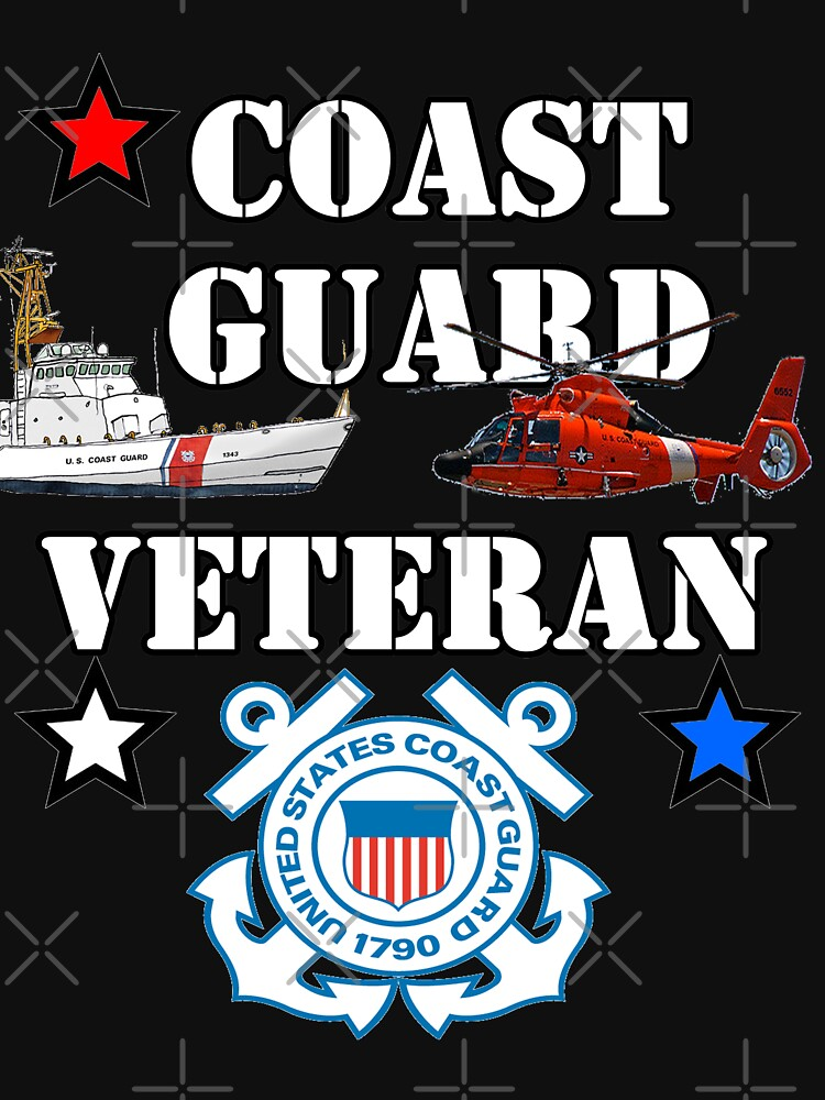 Coast Guard Veteran Design by MbrancoDesigns by Mbranco