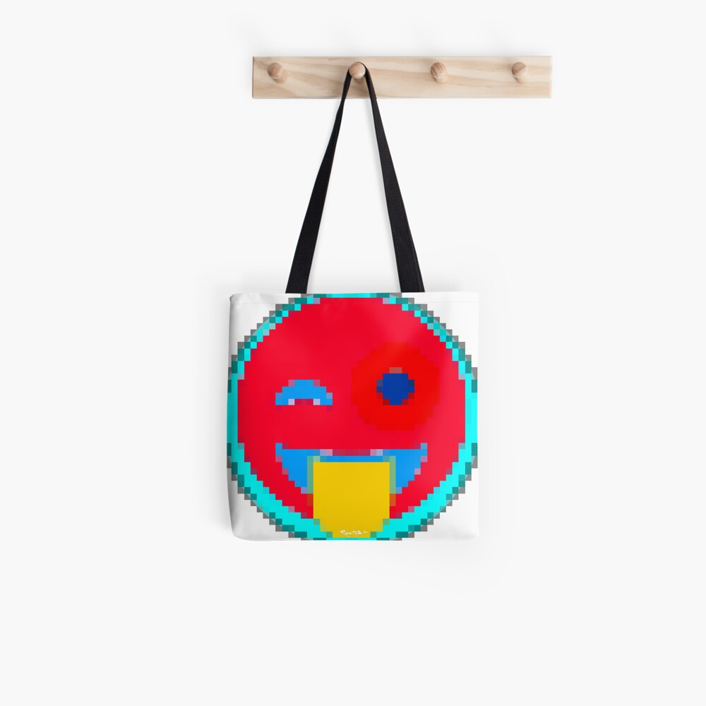 Sticky Emojii 3 by RootCat  Tote Bag
