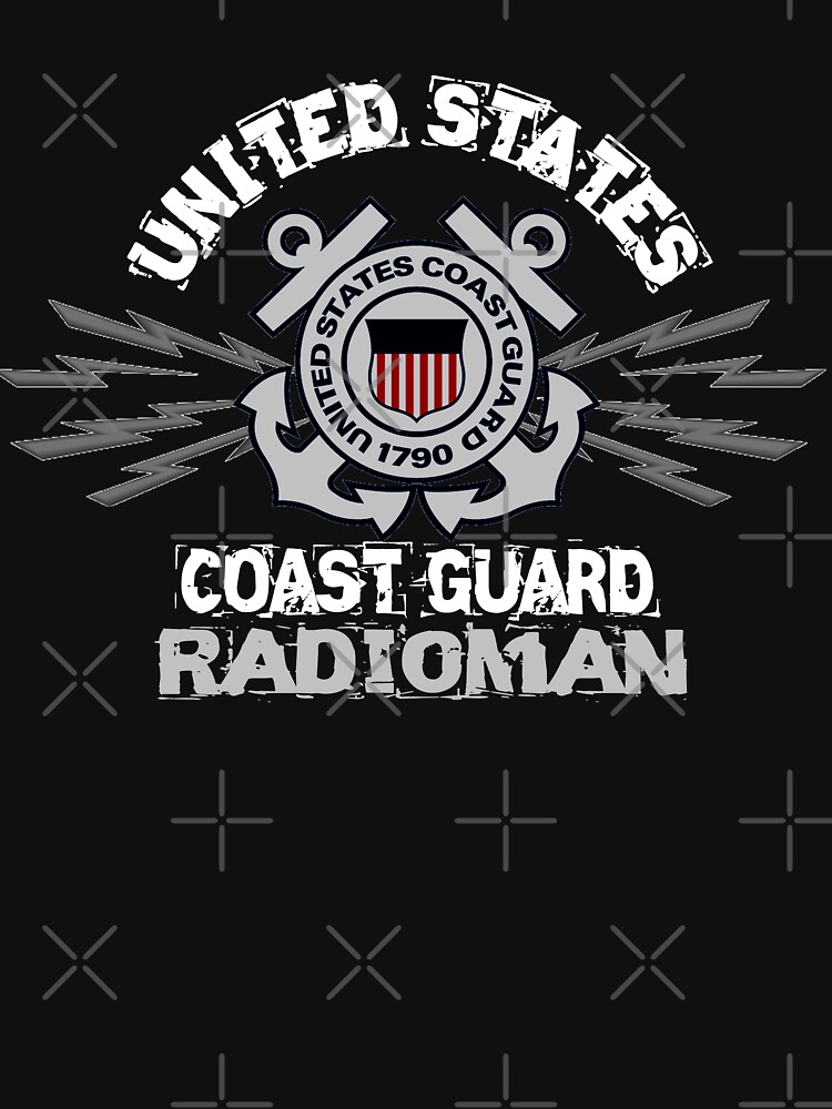 Coast Guard Radioman Design by MbrancoDesigns by Mbranco