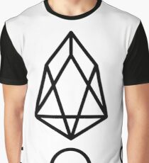 EOS - cryptocurrency Graphic T-Shirt