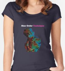 New Order Women's Fitted Scoop T-Shirt