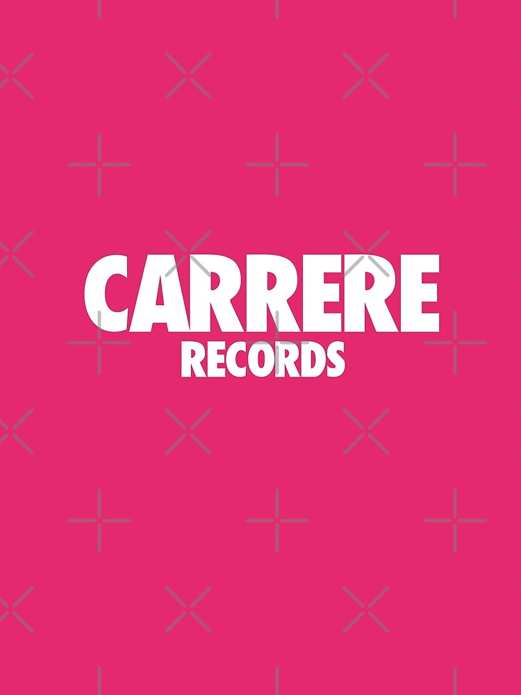 CARRERE RECORDS by ThrowbackMotors