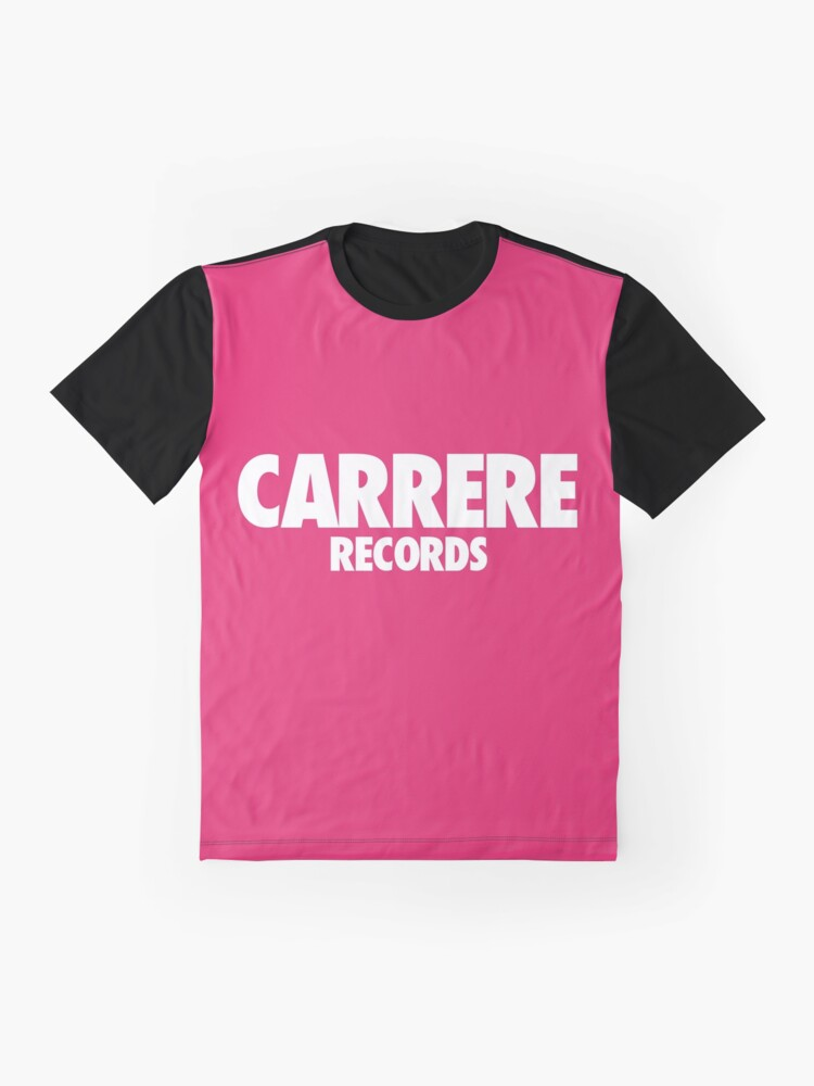 Alternate view of CARRERE RECORDS Graphic T-Shirt