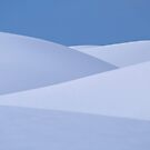 Twilight's Last Gleaming, White Sands, New Mexico by Mitchell Tillison