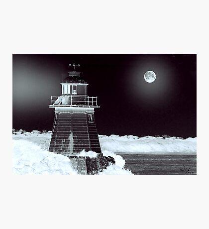 Guiding Lights Photographic Print