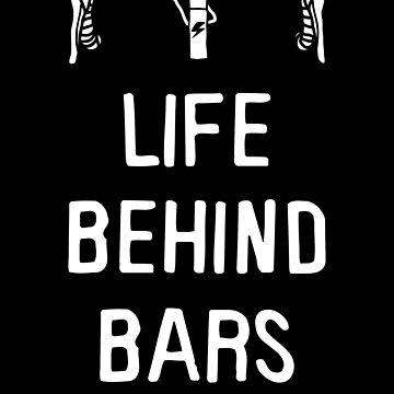 Life Behind Bars - Road Cycling by nutandbolt