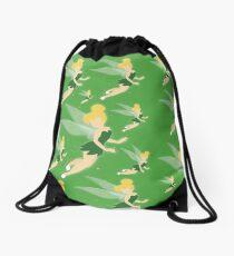 Tinker Bell. Drawstring Bag