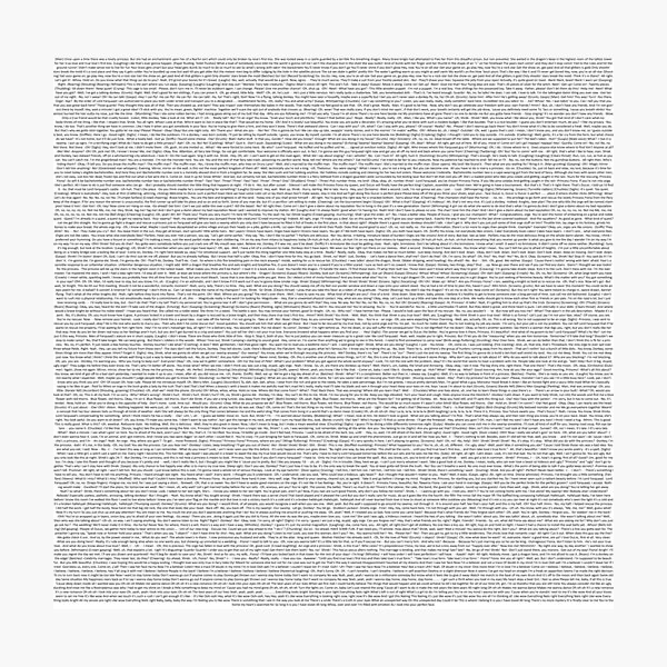 entire shrek script Photographic Print