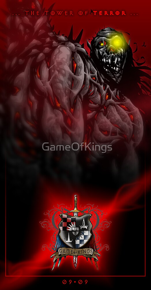 Game of Kings, Wave Six Preview - the Black Queen's Rook by GameOfKings