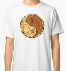 Aries & Tiger Yang Wood Classic T-Shirt