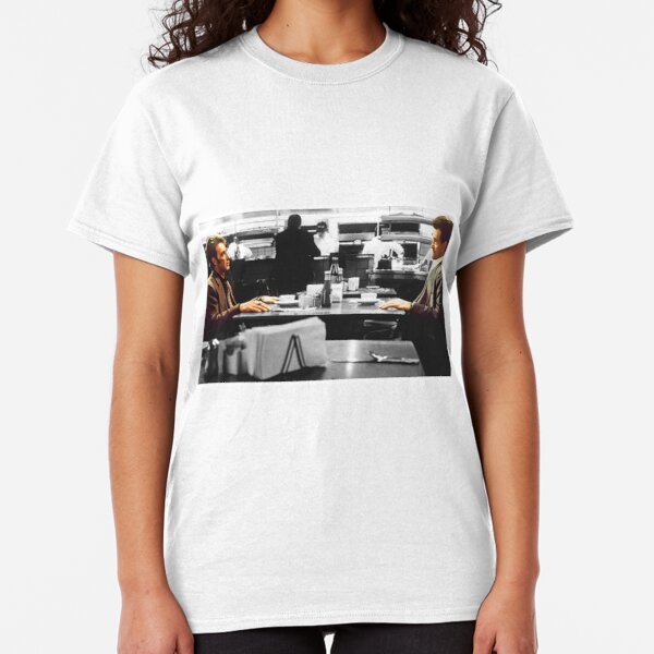 Heat : The Coffee Shop Scene Classic T-Shirt