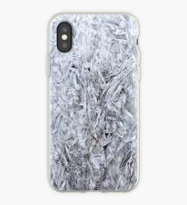 Abstract Ice Texture iPhone Case