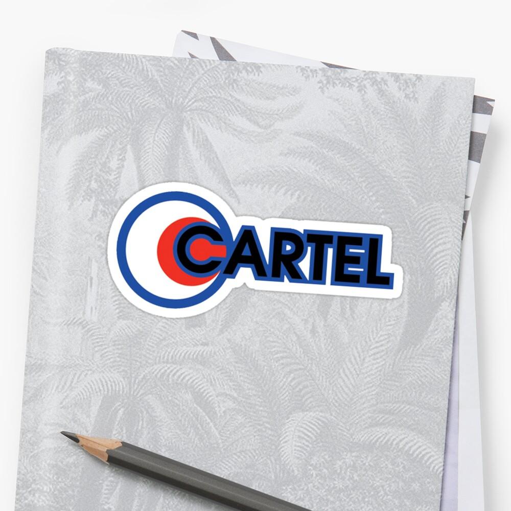 Cartel Pegatinas