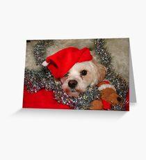Christmas Jars Greeting Card