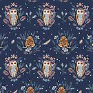 Owl's nest by Willmanannie