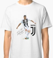 Ronaldo-Juventus-2018 Classic T-Shirt