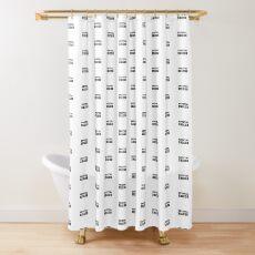 Orphan Black - KRYSTAL Shower Curtain