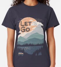 Let's go to the Road Trip! Classic T-Shirt