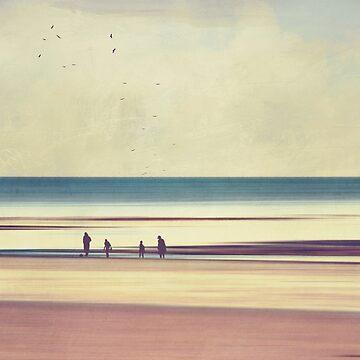 freedom - beach walk by DyrkWyst