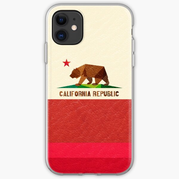 California iPhone Soft Case