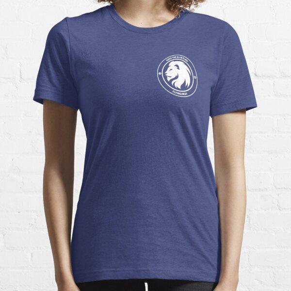 Keep the Blue Flag Flying High Left Crest T-shirt Essential T-Shirt