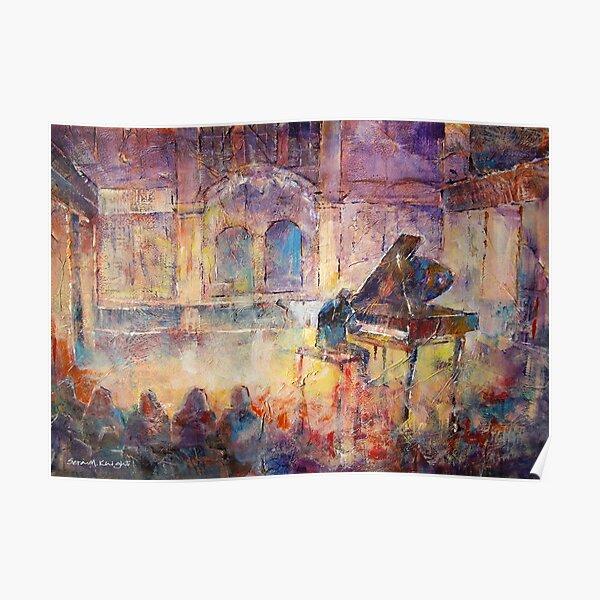 Piano Recital - Classical Pianist In Concert Poster