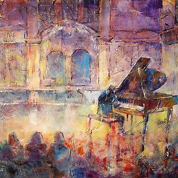 Piano Recital - Classical Pianist In Concert by ballet-dance