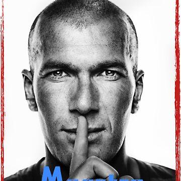Zidane! by JKulte