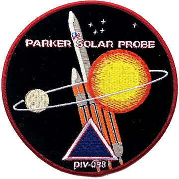 Parker Solar Probe Launch Team (45th Space Wing) Patch by Quatrosales