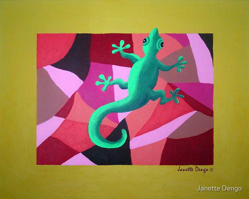 Brantford Lizard Man 13