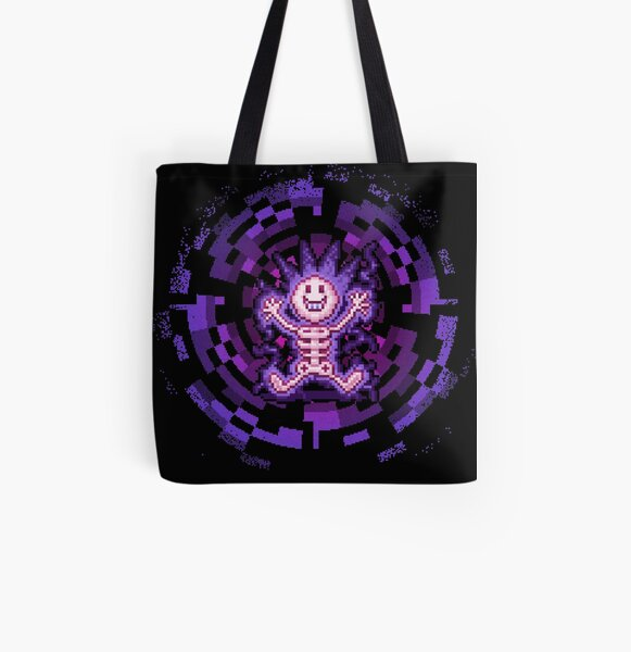 Spirit Conducting All Over Print Tote Bag