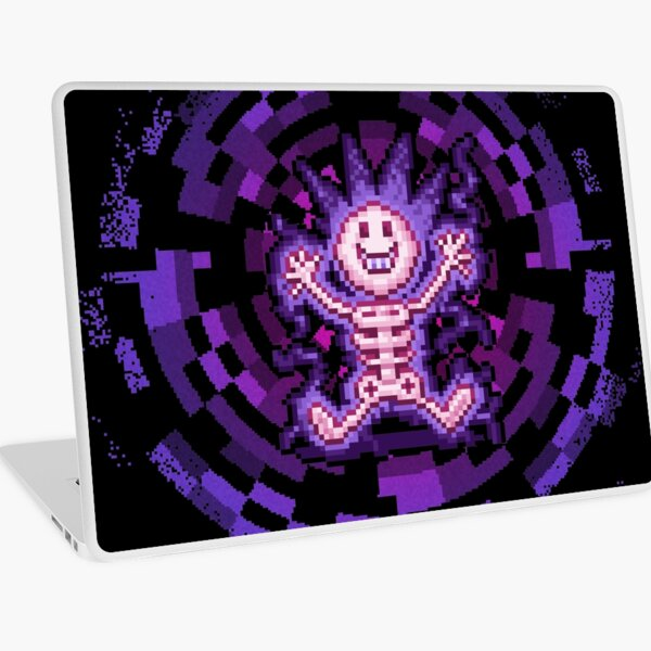 Spirit Conducting Laptop Skin