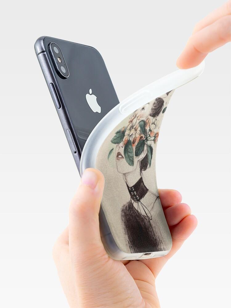 Vista alternativa de Funda y vinilo para iPhone DIVIDED III