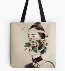 DIVIDED III Tote Bag