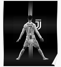 CR7 - JUVENTUS Poster