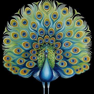 Peacock by elenaoleniuc
