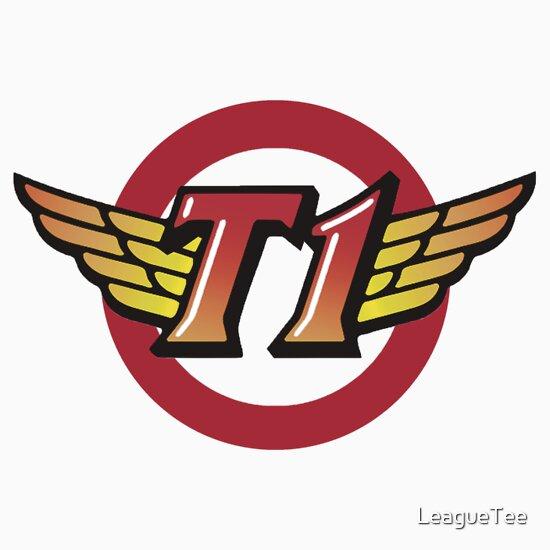 TShirtGifter presents: SKT T1 | Unisex T-Shirt