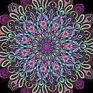 Fractal Universe by LoraMaze