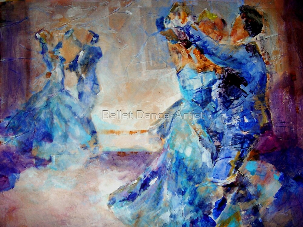 Ballroom Dancing – Dance Gallery 6 by Ballet Dance-Artist