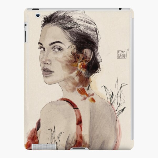 VALENTINA iPad Snap Case