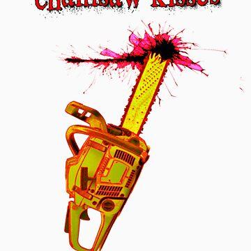 im in love with a chainsaw killer  by darkspark