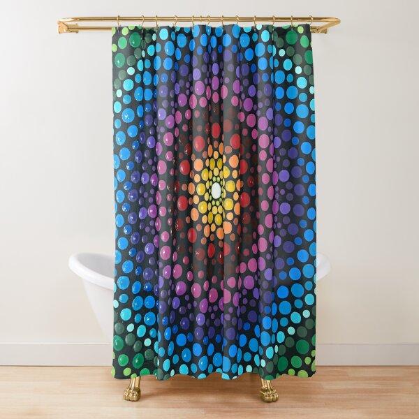 Illumination Shower Curtain