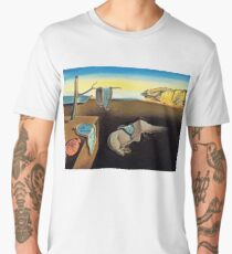 DALI, Salvador Dali, The Persistence of Memory, 1931 Men's Premium T-Shirt