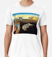 DALI, Salvador Dali, Die Beständigkeit der Erinnerung, 1931 Männer Premium T-Shirts