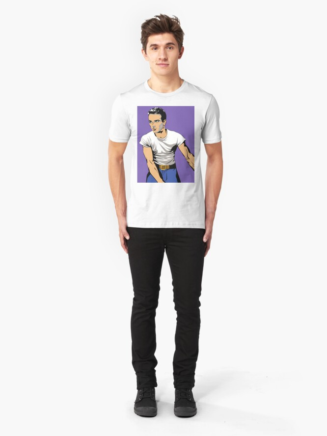 Alternate view of Montgomery Clift Slim Fit T-Shirt