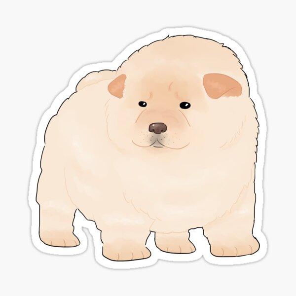 Chow chow Sticker