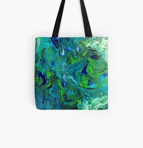 Adreanna All Over Print Tote Bag