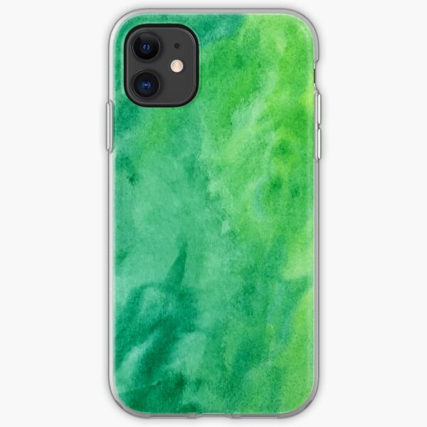 Mean and Green iPhone Soft Case